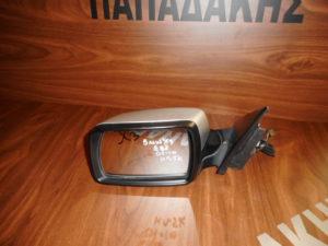 Bmw X3 E83 2003-2010 αριστερός καθρέπτης ηλεκτρικός ασημί 5 ακίδες