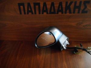 Citroen C4 2004-2011 αριστερός καθρέπτης ηλεκτρικός γκρι