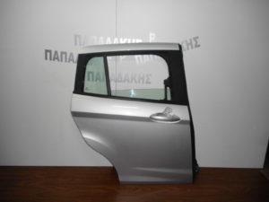 ford b max 2012 2018 porta piso dexia asimi 300x225 Ford B Max 2012 2018 πόρτα πίσω δεξιά ασημί