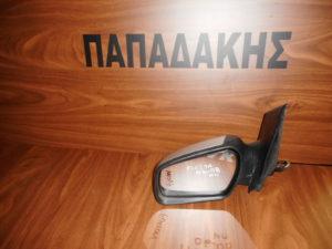 Ford Fiesta 2006-2008 αριστερός καθρέπτης ηλεκτρικός ασημί