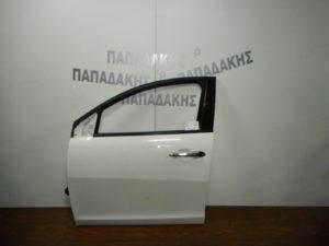 Lancia Ypsilon 2011-2018 πόρτα εμπρός αριστερή ζαχαρί