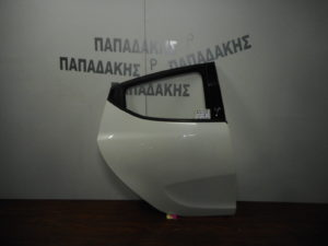 Lancia Ypsilon 2011-2018 πόρτα πίσω δεξιά ζαχαρί