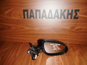 Mercedes S Class w221 2006-2009 δεξιός καθρέπτης ηλεκτρικά ανακλινόμενος μαύρος 15 καλώδια 2 φις
