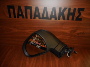 Peugeot 207 2006-2012 αριστερός καθρέπτης ηλεκτρικά ανακλινόμενος μολυβί 9 καλώδια