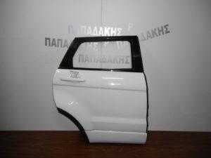 range rover evoque 2011 2018 porta piso dexia aspri 300x225 Range Rover Evoque 2011 2018 πόρτα πίσω δεξιά άσπρη
