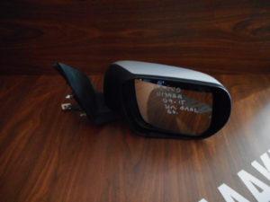 Suzuki Grand Vitara 2009-2015 δεξιός καθρέπτης ηλεκτρικός ασημί 6 καλώδια με φλας