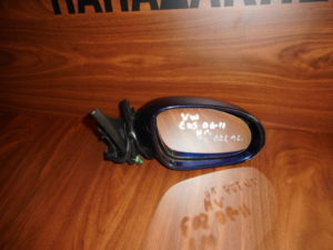 VW Eos 2006-2011 δεξιός καθρέπτης ηλεκτρικός μπλε 9 καλώδια φως ασφαλείας