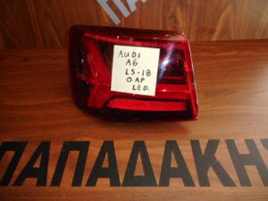 Audi A6 SDN 2015-2018 πίσω αριστερό φανάρι LED