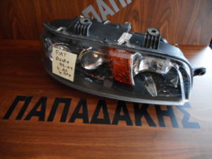 Fiat Punto 1999-2004 εμπρός δεξιό φανάρι χωρίς προβολέα