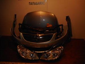 opel corsa d 2006 2011 moyri komple asimi 300x225 Opel Corsa D 2006 2011 μούρη κομπλε ασημί