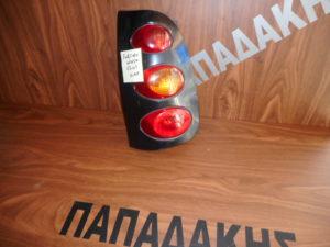 Smart ForTwo w450 2002-2007 πίσω αριστερό φανάρι πορτοκαλί φλας