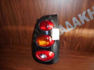 Smart ForTwo w450 2002-2007 πίσω δεξιό φανάρι φλας πορτοκαλί