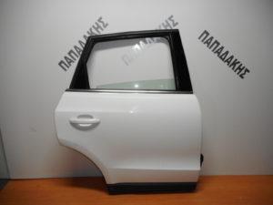 Audi Q5 2008-2018 πόρτα πίσω δεξιά άσπρη