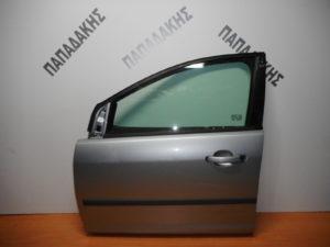 Ford Focus 2004-2008 πόρτα εμπρός αριστερή ασημί