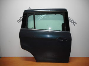 Ford Grand C-Max 2010-2018 πόρτα πίσω δεξιά συρόμενη ανθρακί