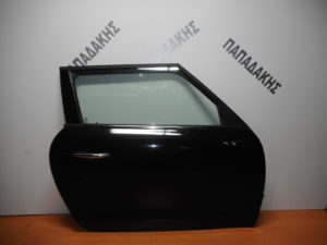 Mini Paceman R61 2013-2016 πόρτα δεξιά δύθυρη μαύρη