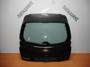 nissan micra k12 2003 2010 porta opisthia mayri 300x225 Nissan Micra K12 2003 2010 πόρτα οπίσθια μαύρη