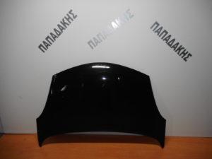 Nissan Note 2006-2013 εμπρός καπό μαύρο