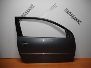 VW Golf 5 2004-2008 πόρτα δεξιά δύθυρη γκρι