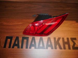 Peugeot 308 2013-2018 φανάρι πόρτας πίσω δεξιό εσωτερικό