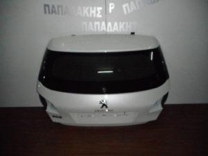 peugeot 308 2013 2018 opisthia porta aspri 300x225 Peugeot 308 2013 2018 οπίσθια πόρτα άσπρη
