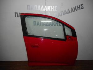 chevrolet spark 2010 2015 porta empros dexia kokkini 300x225 Chevrolet Spark 2010 2015 πόρτα εμπρός δεξιά κόκκινη