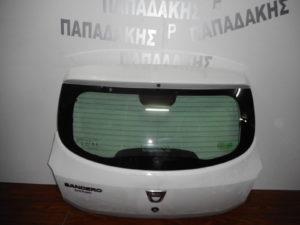 dacia sandero 2012 2017 porta opisthia 3i 5i port mpagkaz aspri 300x225 Dacia Sandero 2012 2017 πόρτα οπίσθια 3η/5η (πορτ μπαγκάζ) άσπρη