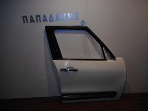 fiat 500l 2012 2018 porta empros dexia aspri 1 300x225 Fiat 500L 2012 2018 πόρτα εμπρός δεξιά άσπρη