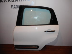 fiat 500l 2012 2018 porta piso aristeri aspri 1 300x225 Fiat 500L 2012 2018 πόρτα πίσω αριστερή άσπρη