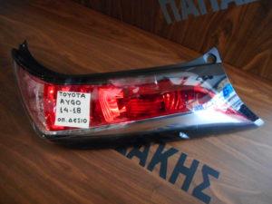 toyota aygo 2014 2018 piso dexio fanari led 300x225 Toyota Aygo 2014 2018 πίσω δεξιό φανάρι LED