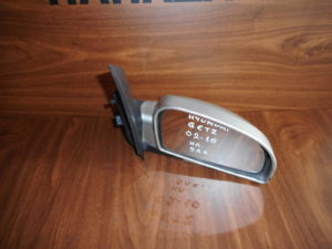 hyundai getz 2002 2010 ilektrikos kathreptis dexios asimi 5 akides 300x225 Hyundai Getz 2002 2010 ηλεκτρικός καθρέπτης δεξιός ασημί 5 ακίδες