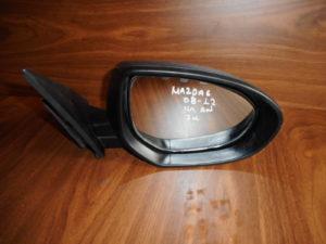 mazda 6 2008 2012 ilektrika anaklinomenos kathreptis dexios gkri 7 kalodia 300x225 Mazda 6 2008 2012 ηλεκτρικά ανακλινόμενος καθρέπτης δεξιός γκρι 7 καλώδια