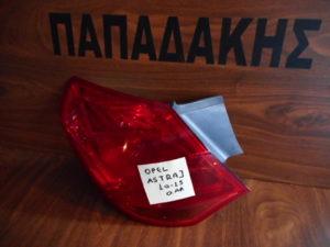 opel astra j 2010 2015 piso aristero fanari kokkino 300x225 Opel Astra J 2010 2015 πίσω αριστερό φανάρι κόκκινο