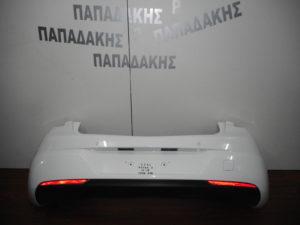 Opel Astra K 2016-2020 5θυρο πίσω προφυλακτήρας άσπρος με αισθητήρες