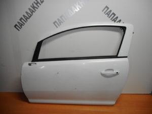 opel corsa d 2006 2014 porta aristeri dythyri aspri 300x225 Opel Corsa D 2006 2014 πόρτα αριστερή δύθυρη άσπρη