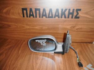 Ssangyong Rexton 2001-2012 ηλεκτρικά ανακλινόμενος καθρέπτης αριστερός ασημί 7 καλώδια