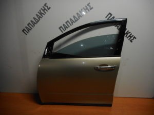 Subaru Tribeca 2008-2014 εμπρός αριστερή πόρτα χρυσαφί