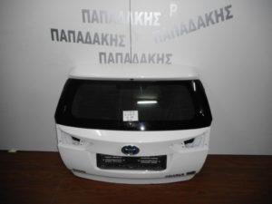 toyota auris 2013 2018 sw opisthia porta 3i 5i aspri mpagkaz 300x225 Toyota Auris 2013 2018 SW οπίσθια πόρτα 3η/5η άσπρη (μπαγκάζ)