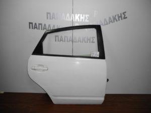 toyota prius 2004 2009 5thyro porta piso dexia aspri 300x225 Toyota Prius 2004 2009 5θυρο πόρτα πίσω δεξιά άσπρη