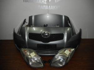 toyota yaris 2006 2009 moyri komple gkri 300x225 Toyota Yaris 2006 2009 μούρη κομπλέ γκρι