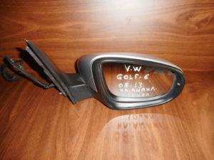 vw golf 6 2008 2013 ilektrika anaklinomenos kathreptis dexios asimi 10 kalodia 300x225 VW Golf 6 2008 2013 ηλεκτρικά ανακλινόμενος καθρέπτης δεξιός ασημί 10 καλώδια