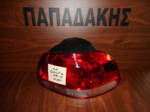 vw golf 6 2008 2013 piso dexio fanari kokkino 300x225 VW Golf 6 2008 2013 πίσω δεξιό φανάρι κόκκινο