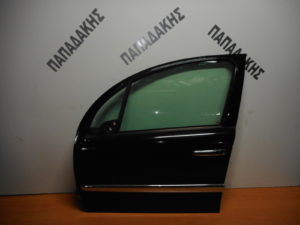 citroen c3 2002 2009 porta empros aristeri mayri 300x225 Citroen C3 2002 2009 πόρτα εμπρός αριστερή μαύρη