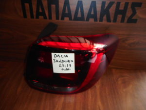 Dacia Sandero 2017-2019 φανάρι πίσω δεξιό