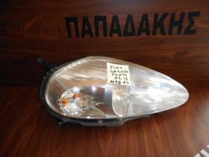 Fiat Grande Punto 2005-2012 φανάρι εμπρός δεξιό μαύρο φις