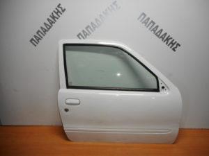 fiat seicento 1998 2007 porta dexia dythyri aspri 300x225 Fiat Seicento 1998 2007 πόρτα δεξιά δύθυρη άσπρη