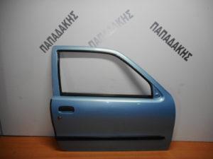 fiat seicento 1998 2007 porta dexia dythyri galazia 300x225 Fiat Seicento 1998 2007 πόρτα δεξιά δύθυρη γαλάζια