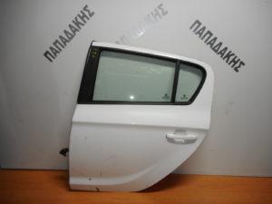 hyundai i20 2008 2014 porta piso aristeri aspri 300x225 Hyundai i20 2008 2014 πόρτα πίσω αριστερή άσπρη