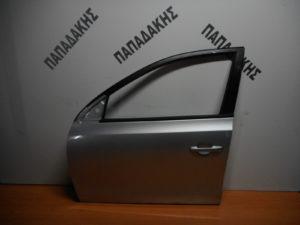 Hyundai I30 2007-2012 πόρτα εμπρός αριστερή ασημί