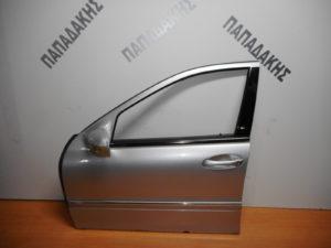 mercedes c class w203 2000 2007 porta empros aristeri asimi me fasa chromio 300x225 Mercedes C Class w203 2000 2007 πόρτα εμπρός αριστερή ασημί με φάσα χρώμιο